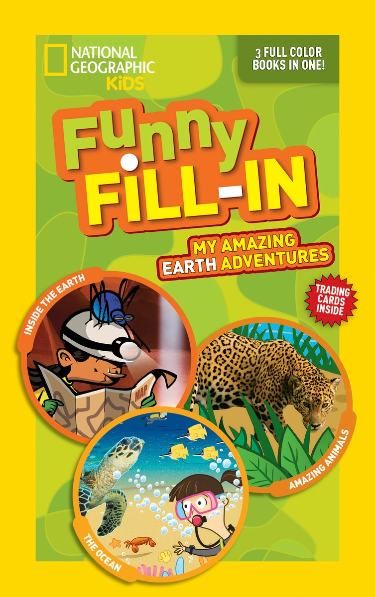 FUNNY FILL-IN: EARTH ADVENTURE david atwood a the rare earth elements fundamentals and applications