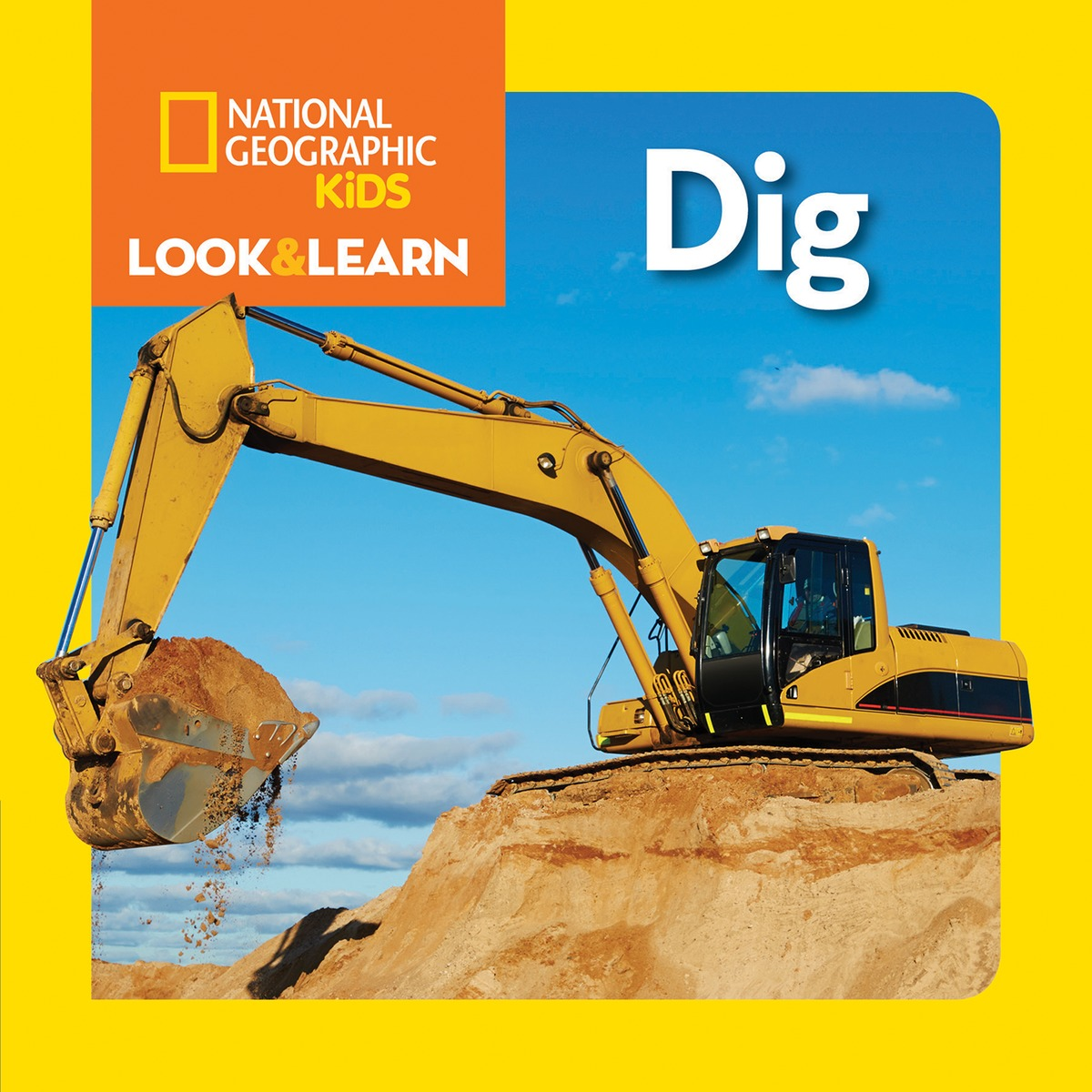 LOOK AND LEARN: DIG look and learn dig
