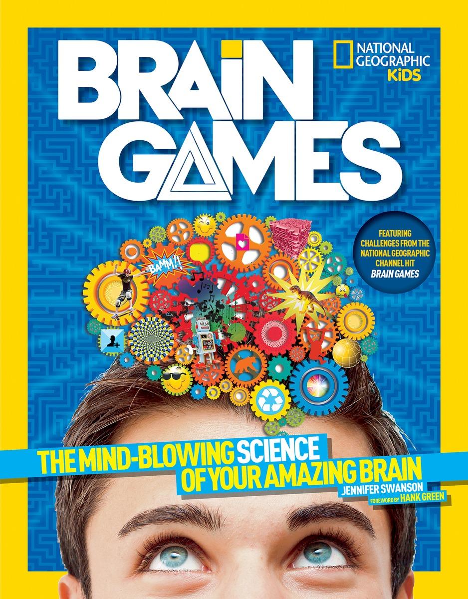 BRAIN GAMES over 50 brain games