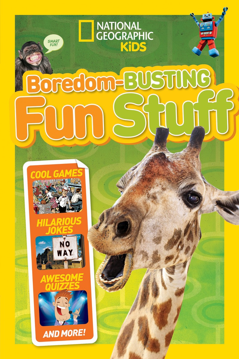 цены  BOREDOM-BUSTING FUN STUFF