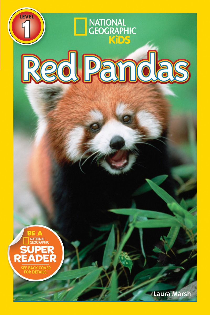 NGR RED PANDAS the reader
