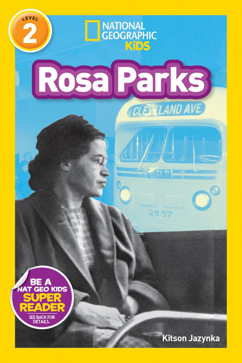 NGR ROSA PARKS democracy in america nce