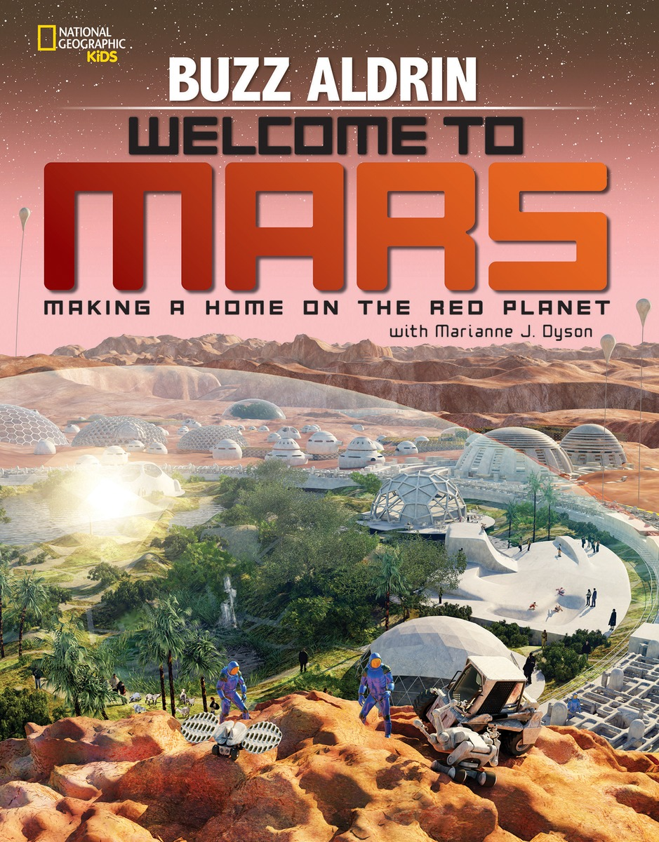 WELCOME TO MARS RLB mission to mars