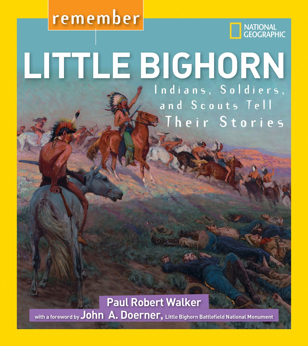 REMEMBER LITTLE BIGHORN chris wormell george and the dragon