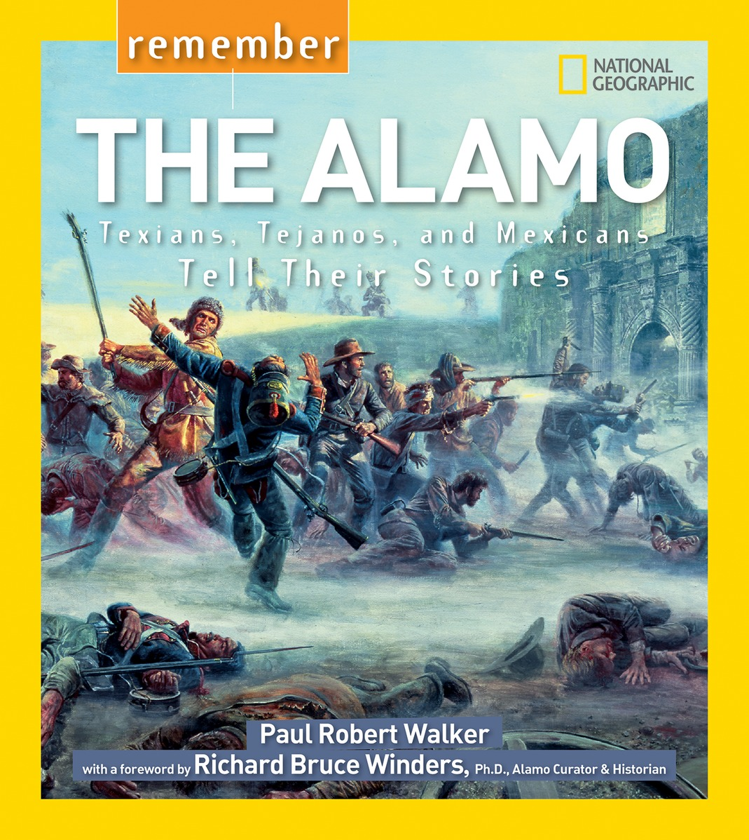 REMEMBER THE ALAMO from evidence to action