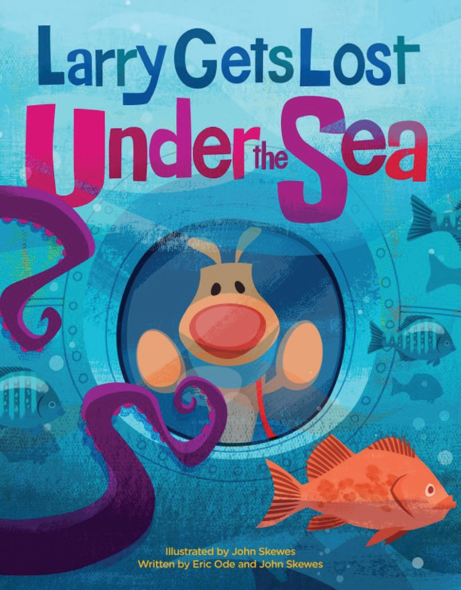 LARRY GETS LOST UNDER THE SEA baricco a ocean sea