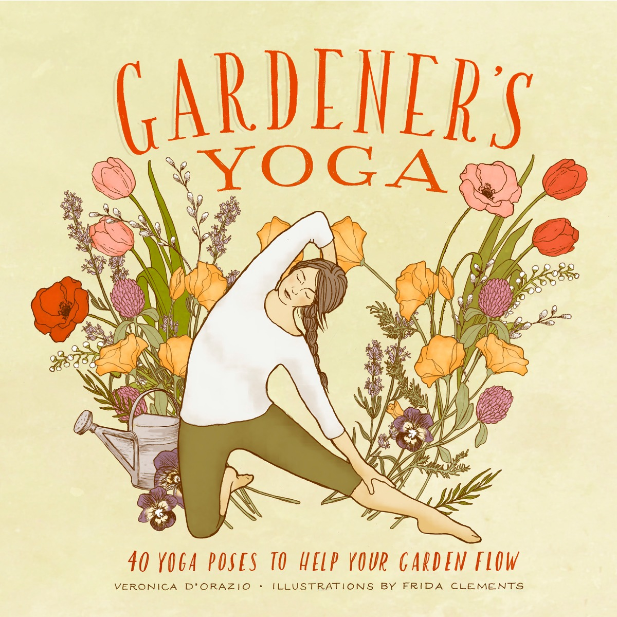 Gardener's Yoga: 40 Yoga Poses to Help Your Garden Flow solong tattoo complete tattoo kit set including tattoo machine gun inks power supply needles permanent makeup for liner