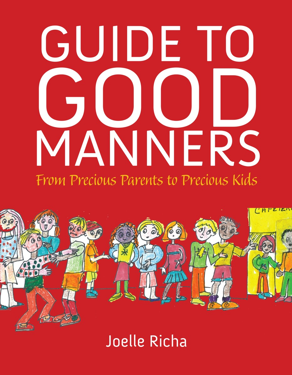 GUIDE TO GOOD MANNERS french manners