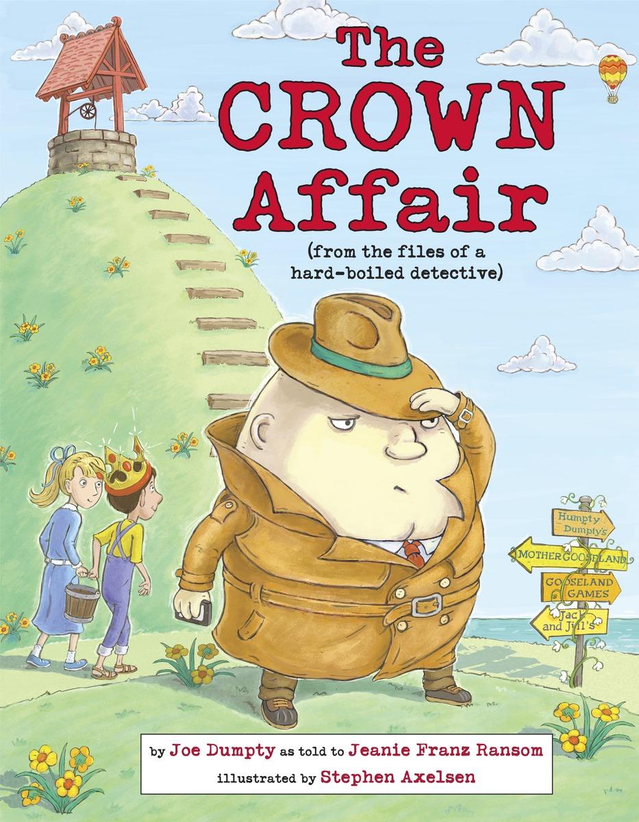 CROWN AFFAIR, THE jack slater monster investigator