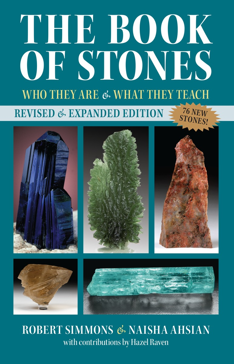 BOOK OF STONES, REVISED, THE emotional healing for horses
