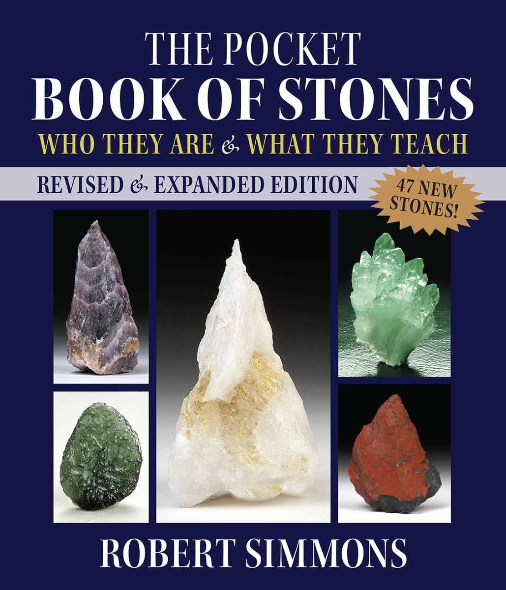 POCKET BOOK OF STONES, REVISED rocks and minerals of north america pocket guide