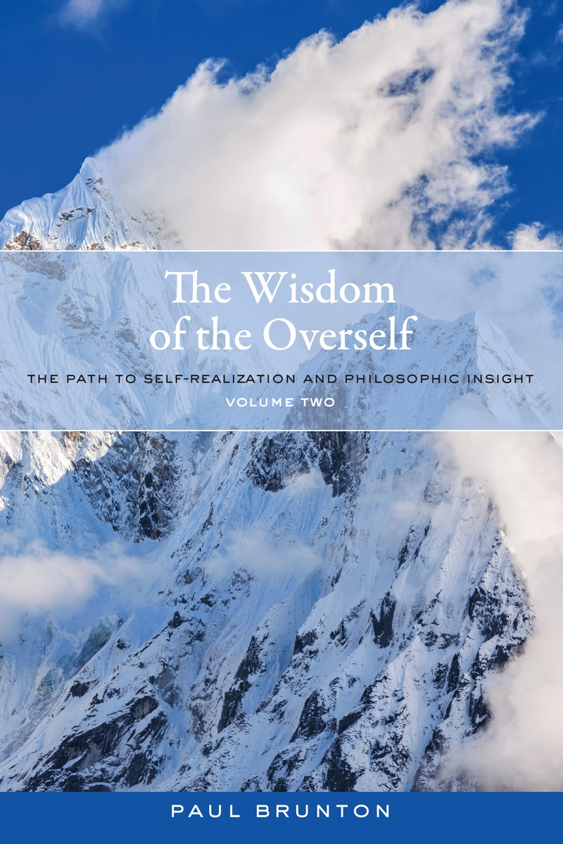 WISDOM OF THE OVERSELF, THE 20j321 gt20j321 to 220f