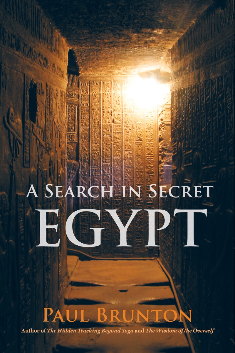 SEARCH IN SECRET EGYPT, A a journey in search of christmas