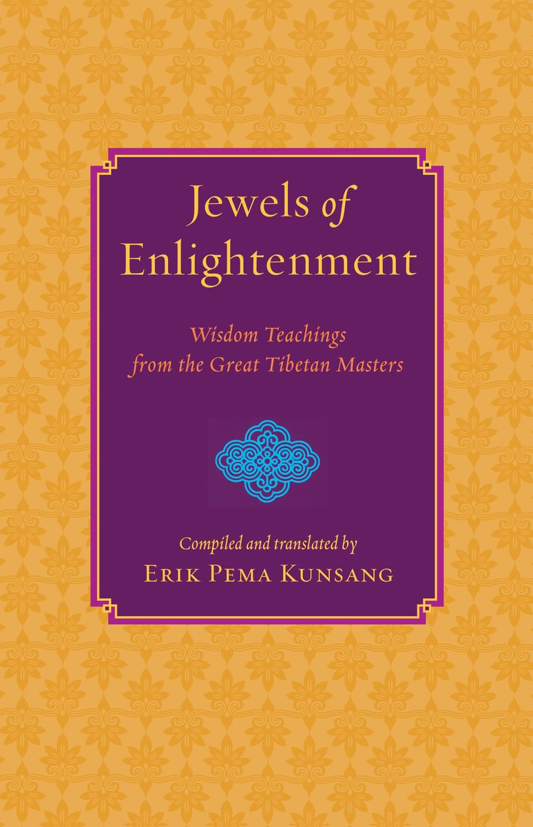 JEWELS OF ENLIGHTENMENT new and selected poems volume two