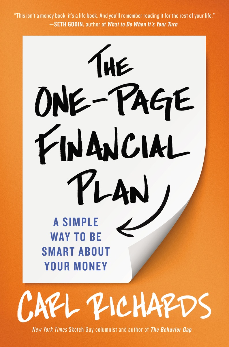 ONE-PAGE FINANCIAL PLAN, THE