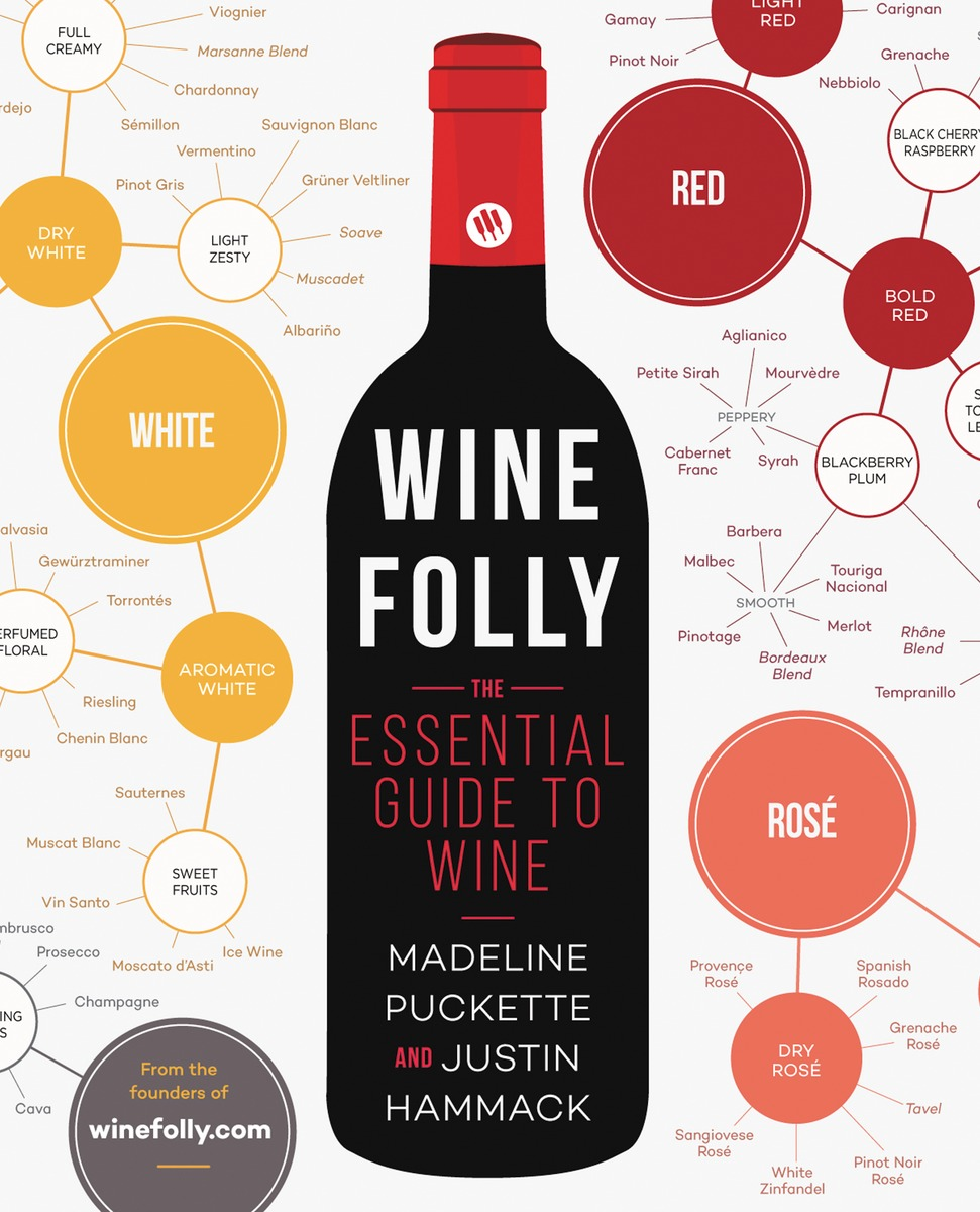 Wine Folly: the Essential Guide to Wine karen white on folly beach