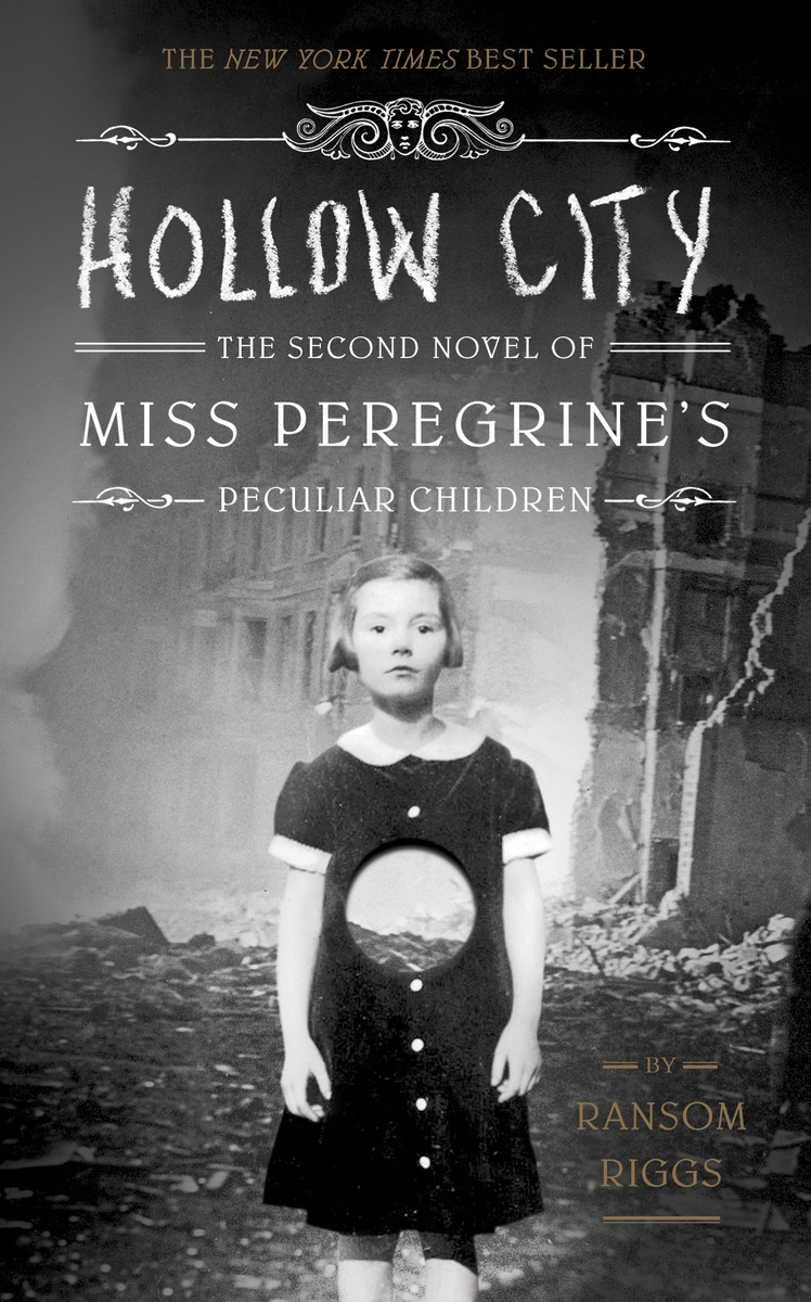 HOLLOW CITY riggs r hollow city