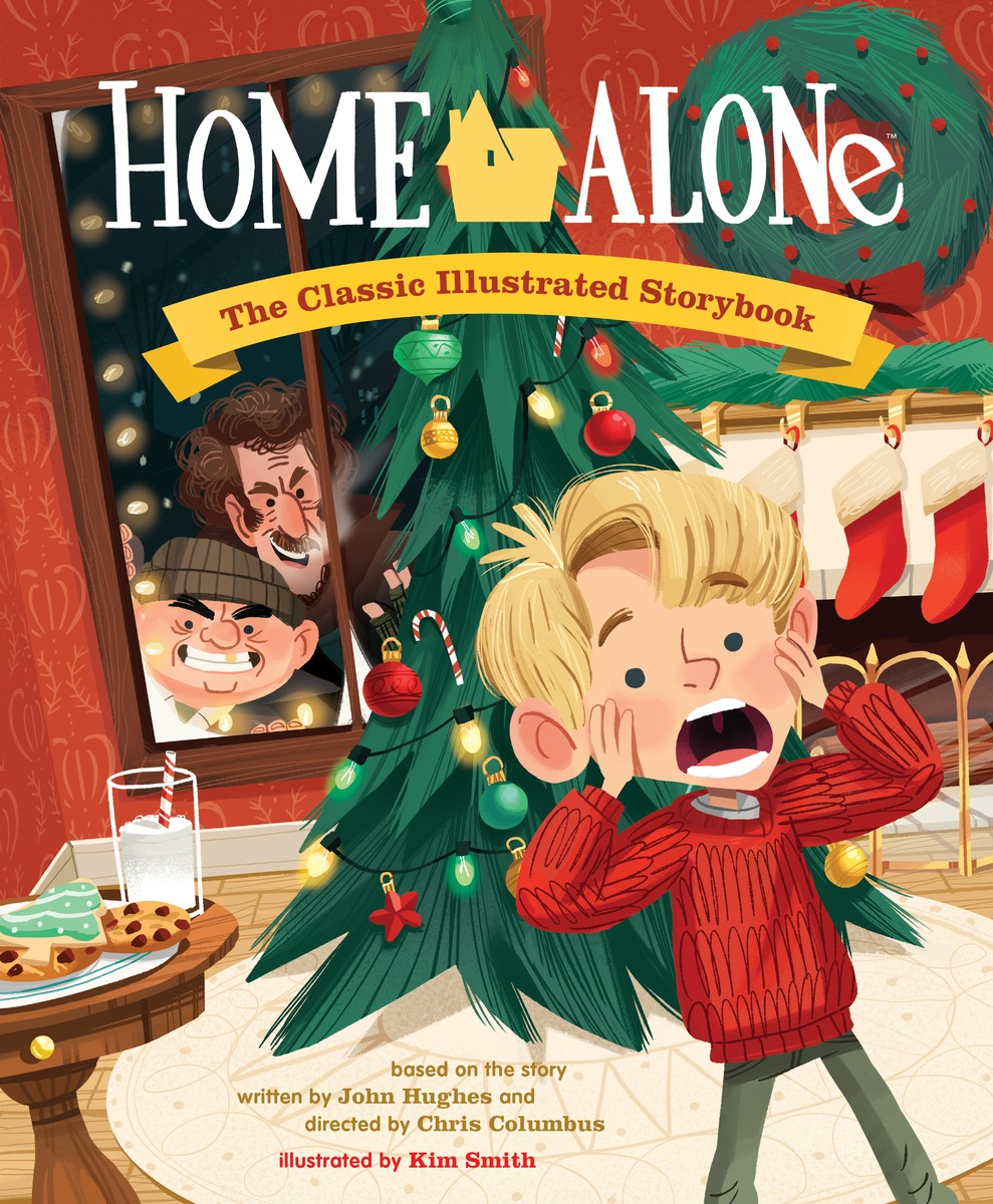 HOME ALONE the comedy of errors