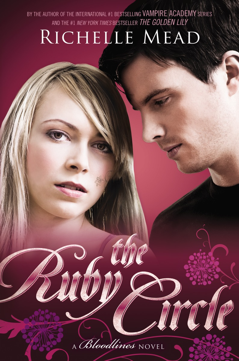 RUBY CIRCLE, THE ruby circle the