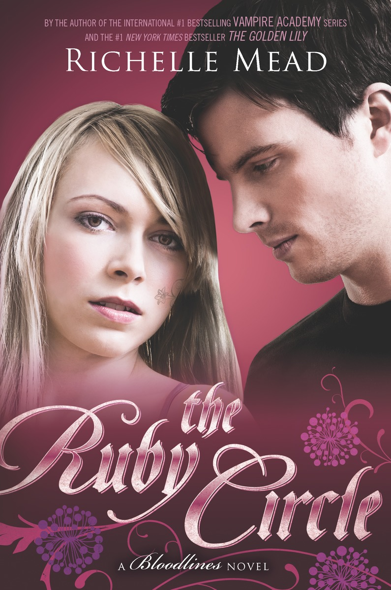 RUBY CIRCLE, THE the secret of a heart note