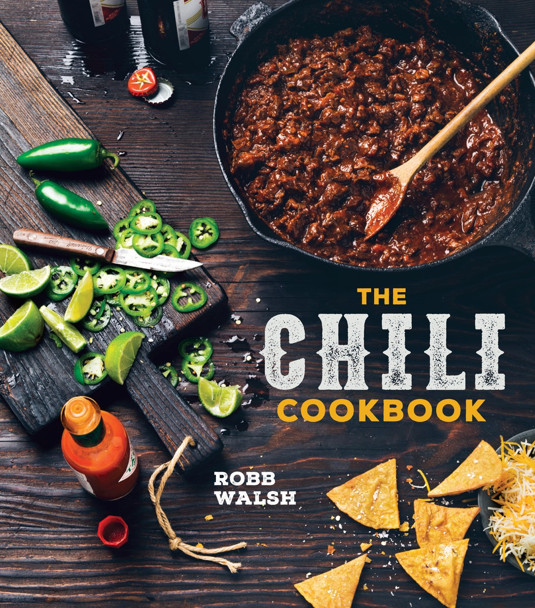 CHILI COOKBOOK, THE author name tbc the fasting day cookbook