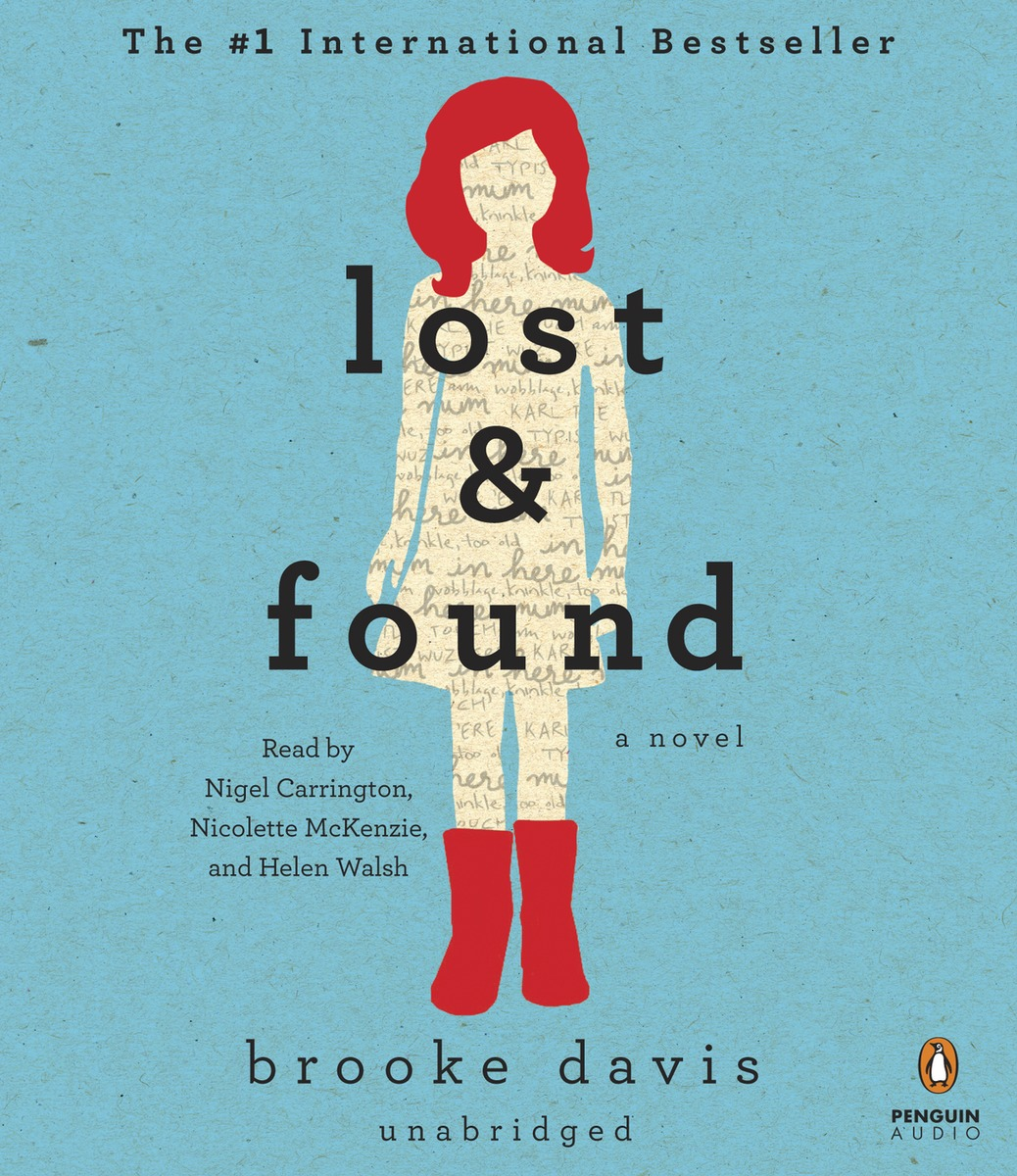 LOST & FOUND wild a journey from lost to found