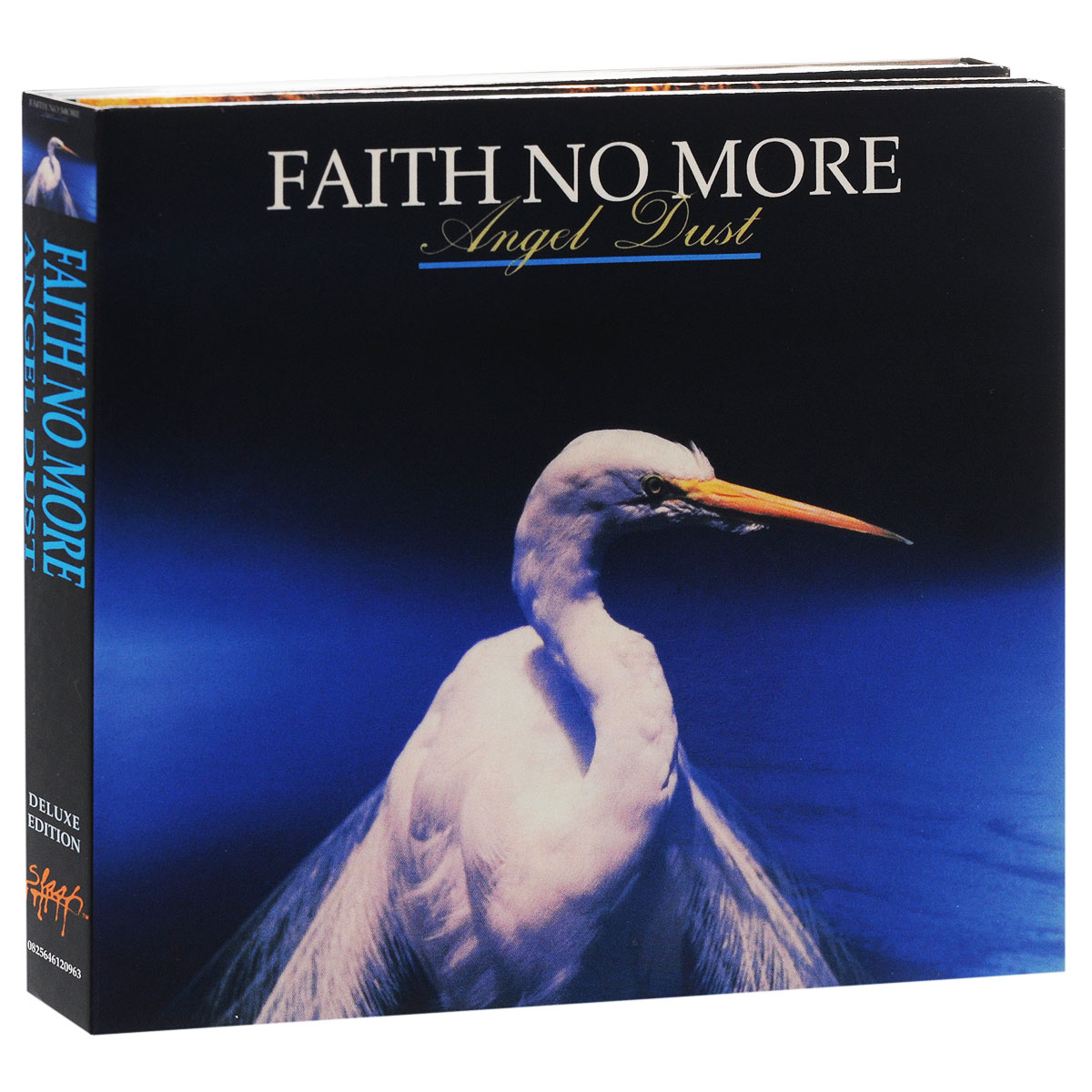 Faith No More Faith No More. Angel Dust. Deluxe Edition (2 CD) faith no more angel dusto 2cd cd
