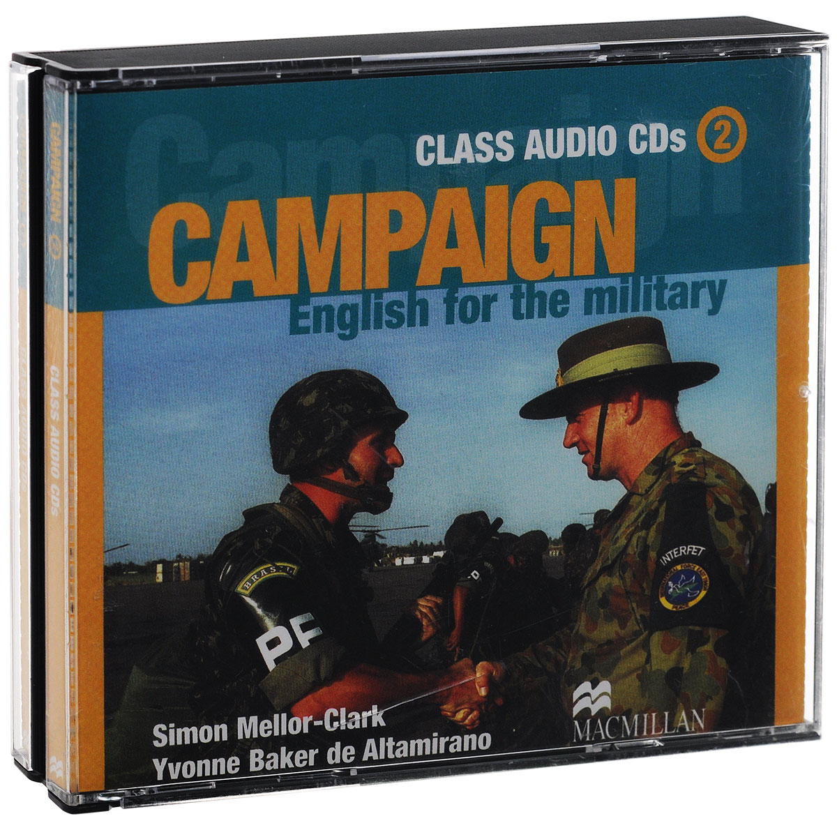 Campaign 2: Class Audio CDs: English for the Military (аудиокурс на 3 CD) jd mcpherson jd mcpherson let the good times roll