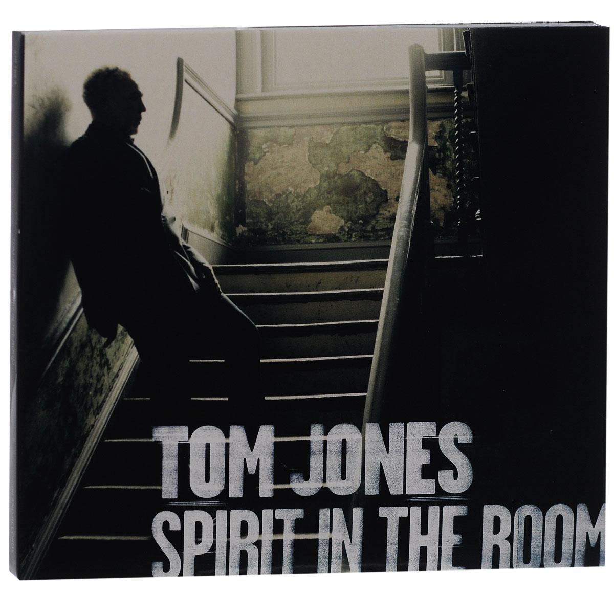 Том Джонс Tom Jones. Spirit In The Room