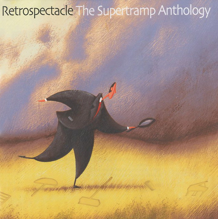 Supertramp. Retrospectacle. The Supertramp Anthology supertramp supertramp breakfast in america lp
