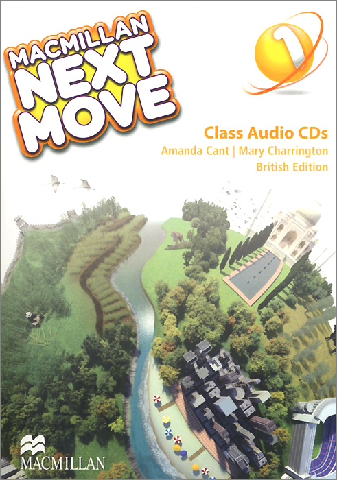 Macmillan Next Move: Level 1 (аудиокурс на 2 CD) next door cd level 1 by robert campbell