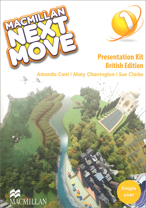 Macmillan Next Move: Presentation Kit: Level 1 (аудиокурс на DVD-ROM) next move british english level 2 teacher s presentation kit