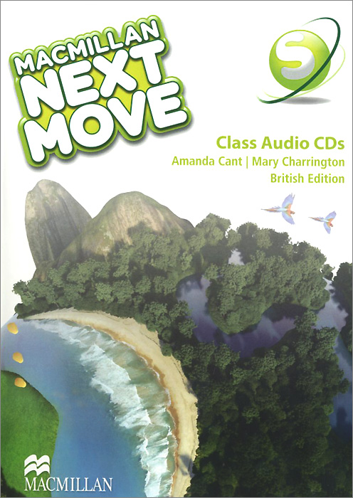 Macmillan Next Move: Level: Starter (аудиокурс на 2 CD) blue fins starter level cd rom