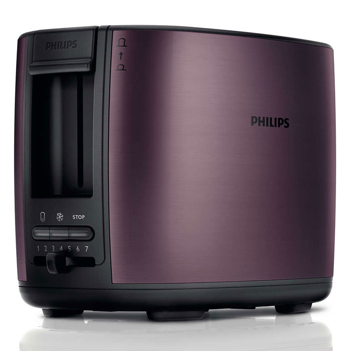 Philips HD2628/90, Lilac тостер - Тостеры