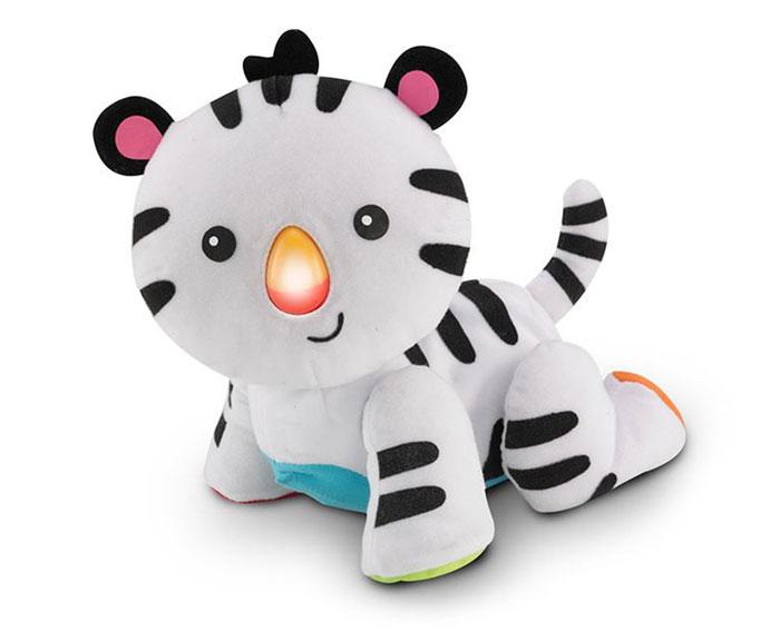 Fisher-Price Игрушка для малышей Тигренок fisher price ходунки зебра