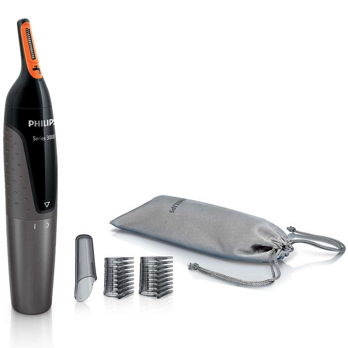 Philips NT3160/10 триммер для носа и ушей гребни для волос купить в интернет магазине