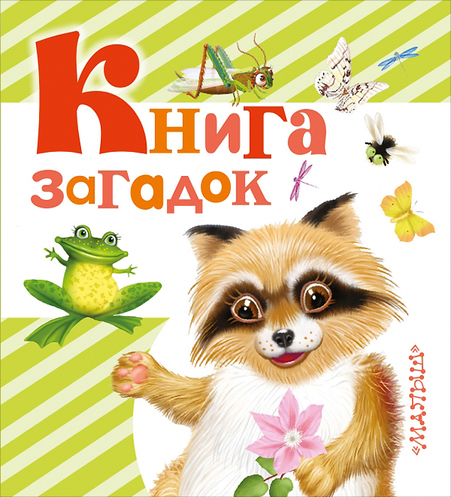 В. Г. Дмитриева Книга загадок