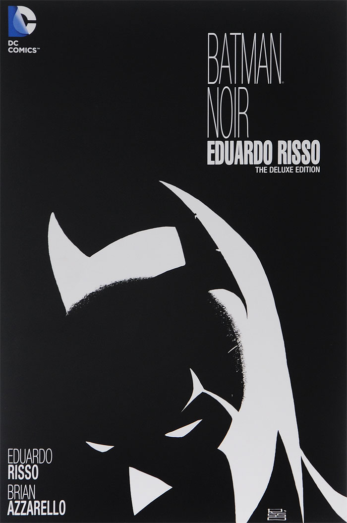 Batman: Noir the little book of batman