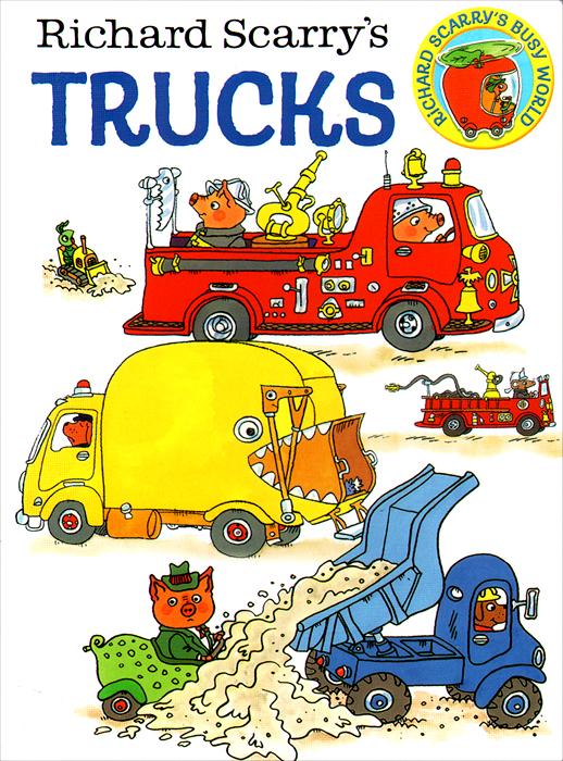Trucks sara gillingham busy baby trucks