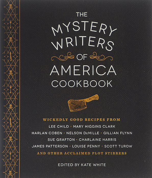 The Mystery Writers of America: Cookbook the fat free junk food cookbook