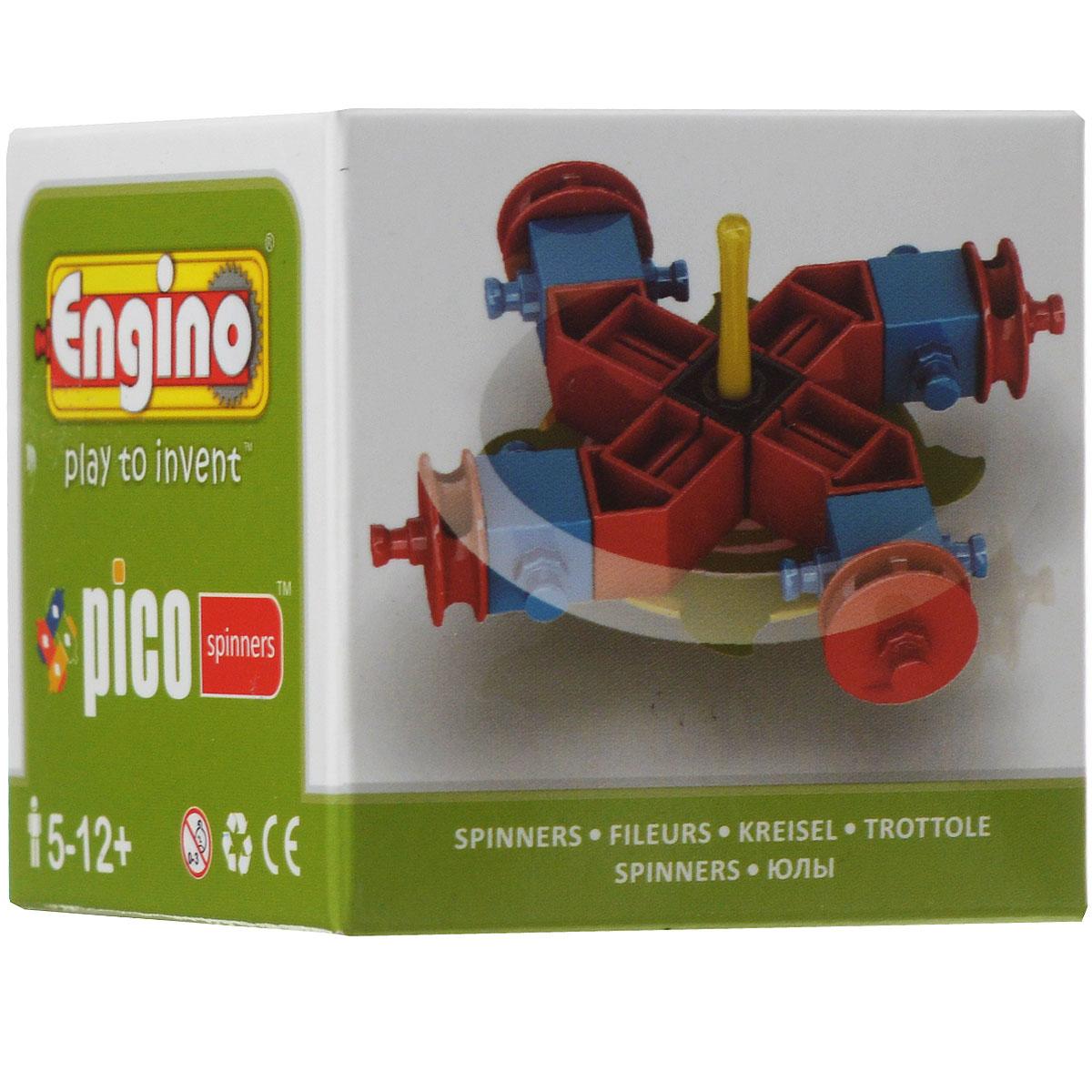 Engino Конструктор Spinners PS01 engino конструктор inventor приключения 170 элементов