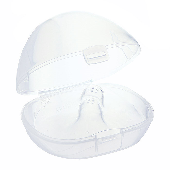 PIGEON Защитные накладки на соски, размер L, 2шт -  Уход и гигиена