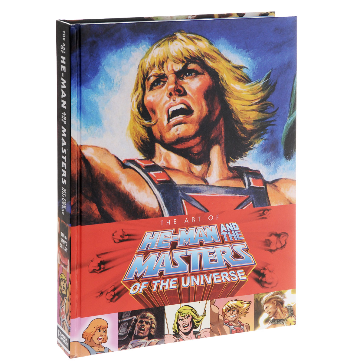 The Art of He Man and the Masters of the Universe masters of the universe
