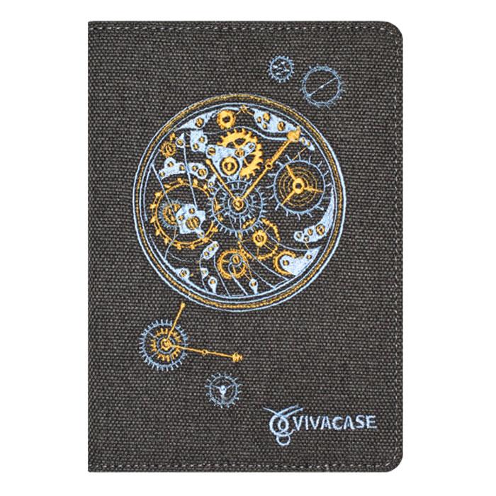 Vivacase Clockwork чехол для планшетов и e-book 6, Black (VUC-CCW06-bl)