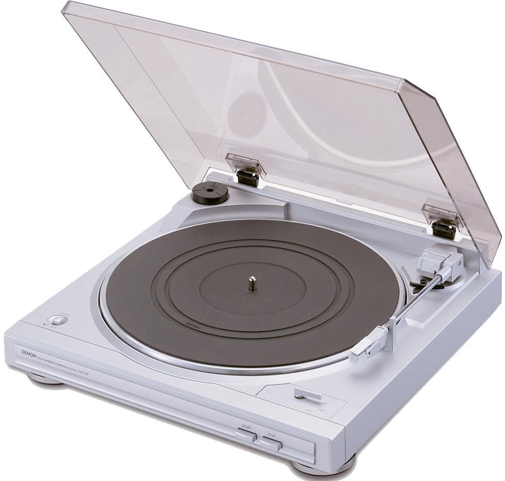 Denon DP-29F, Silver проигрыватель виниловых дисков виниловый проигрыватель denon dp 200usb silver