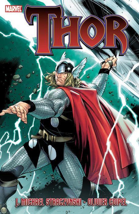 Thor by J. Michael Straczynski - Volume 1 kors michael портмоне