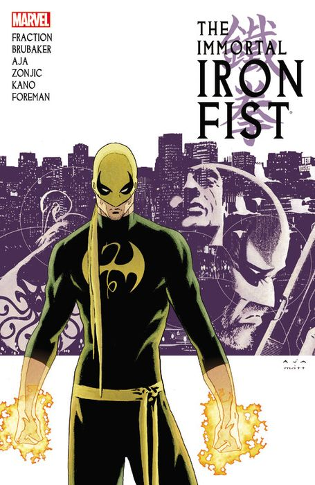 купить Immortal Iron Fist недорого