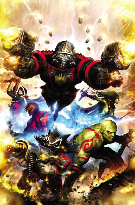 Guardians of the Galaxy by Abnett & Lanning майка классическая printio guardians of the galaxy vol 2
