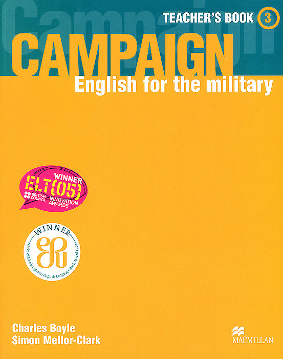 Campaign: English for the Military: Level 3: Teacher's Book driscoll l cambridge english skills real reading 3 with answers