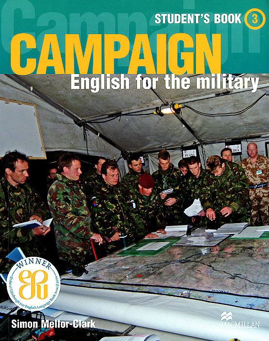 Фото Campaign 3: Student's Book: English for the Military campaign workbook level 2